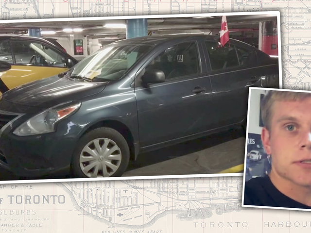 'Doofy' American Kid Has His Lost Car Found By Sweet, Sweet Canadians