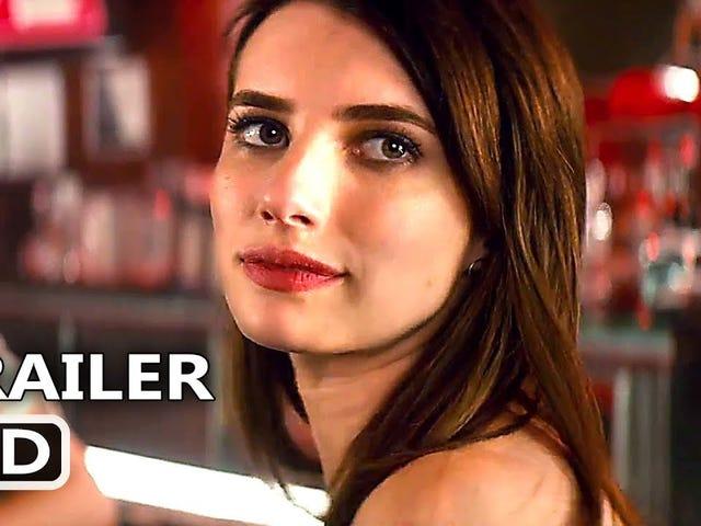 Emma Roberts en Hayden Christensen zijn door de Star Crossed Lovers from Warring Pizza Families in <i>Little Italy</i>