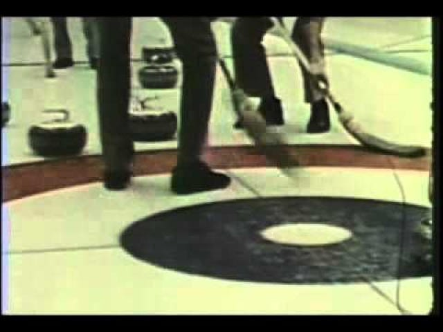 I heard Oppo likes curling. Here's some old school curling.