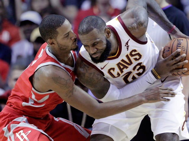 LeBronWatch: LeBron Despises The City Of Houston, Will Never Play There