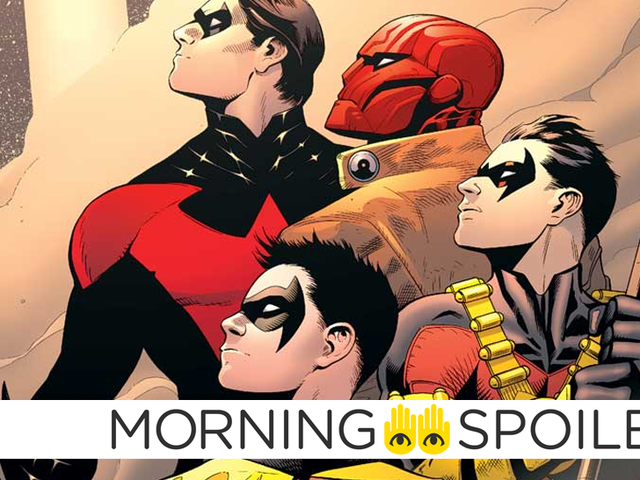 Could the New Teen Titans Show Bring in Another Former Robin?