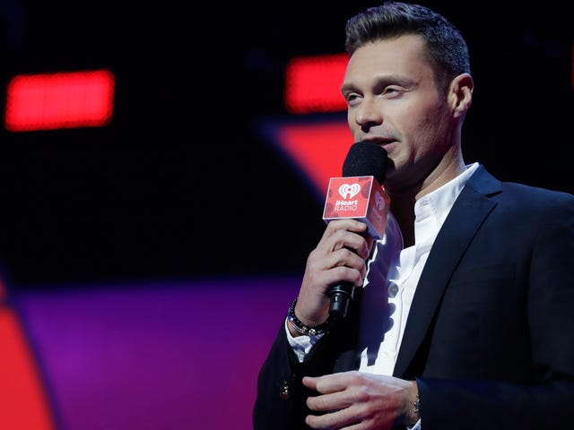 Ryan Seacrest's Former E! Stylist Alleges Sexual Assault