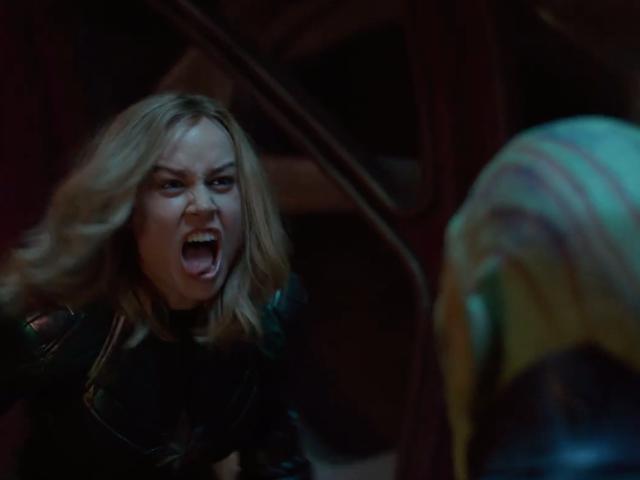 Kuule Carol Danversin Primal War Cry tässä uudessa <i>Captain Marvel</i> TV Spotissa