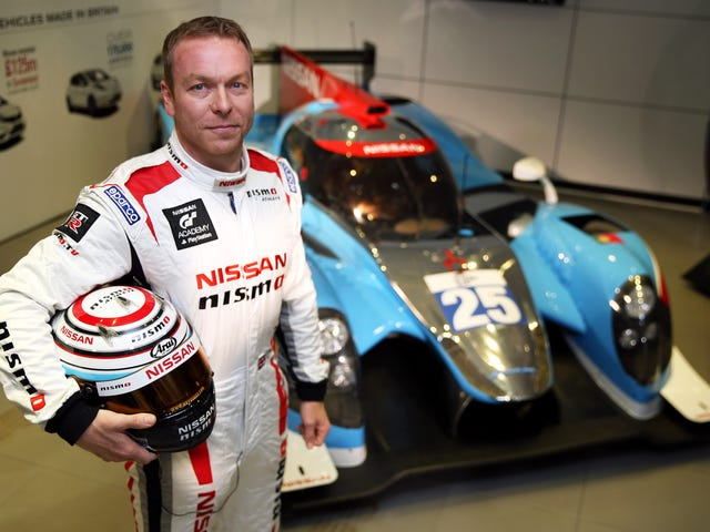 Olympian Can't Stop Proving He's Better Than Everybody, Will Race In Le Mans