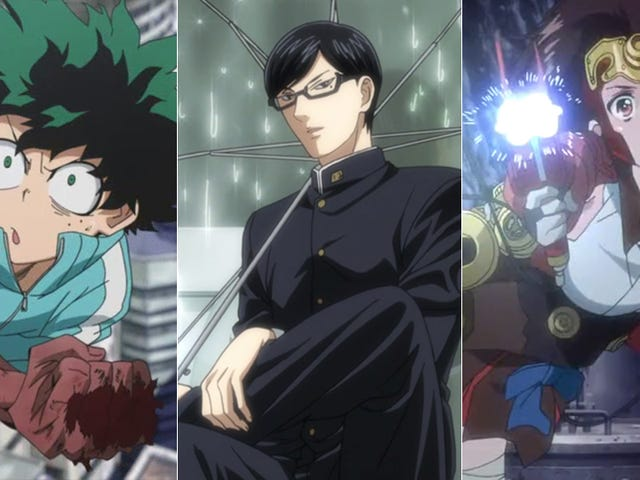Five Must-Watch Anime for Spring 2016