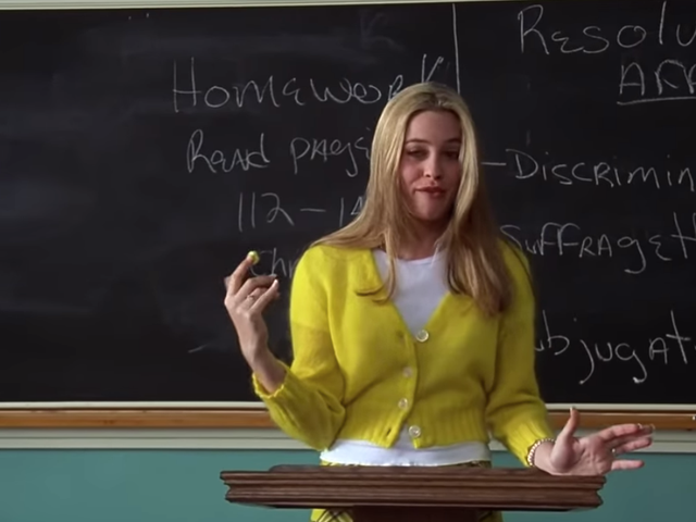 All hail Cher Horowitz, queen of persuasion