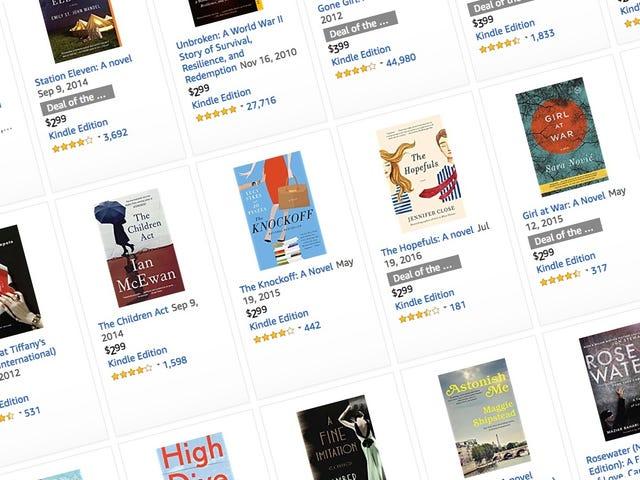 Aggiungi altri libri Kindle alla tua libreria, tutti sotto i $ 5