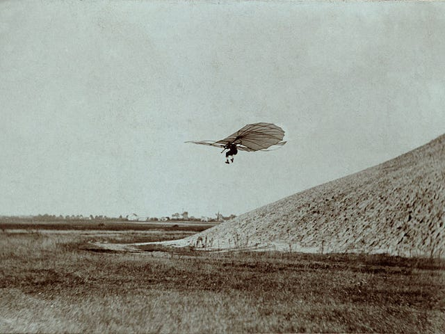 Can O History - The Death of Otto Lilienthal
