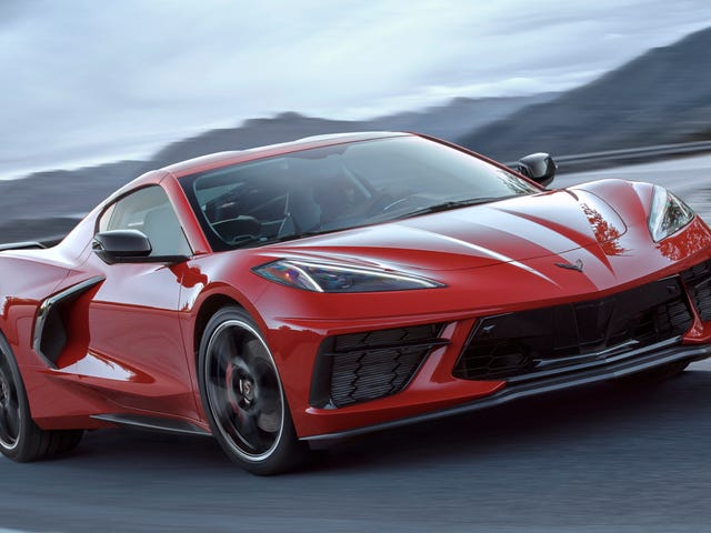 2020 Chevrolet C8 Corvette: Here's What Everyone Says About How It Actually Drives