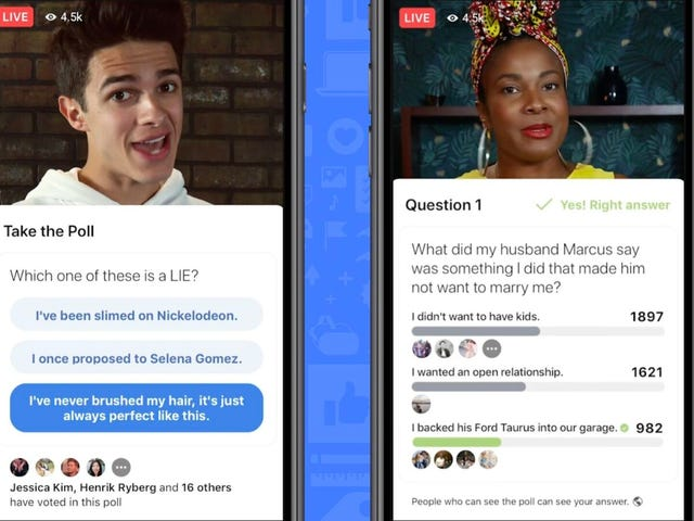 Facebook Wants to Be Your Quiz Daddy Now