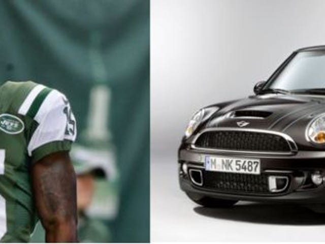 "2015 ""What car is that NFL player?"" Revamped"