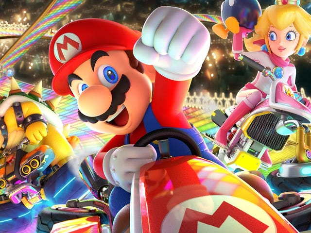Win Mario Kart by Using Data Science to Choose Your Character