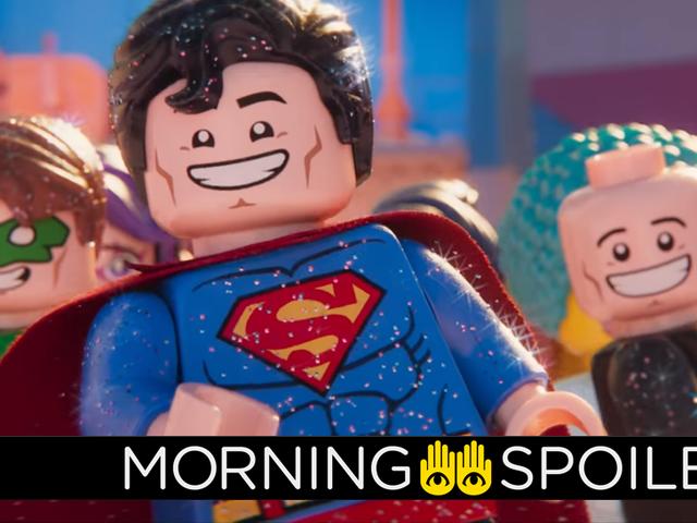 <i>The Lego Movie 2</i> kommer att ha några DC-filmstjärnor