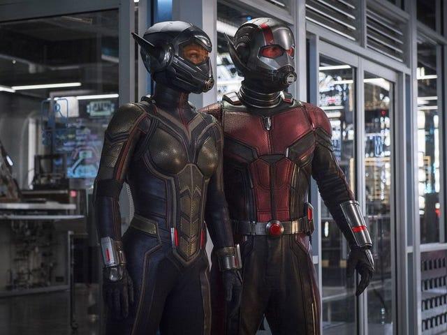Cómo se conectan las escenas post-créditos de <i>Ant-Man and The Wasp</i> con <i>Avengers 4</i>