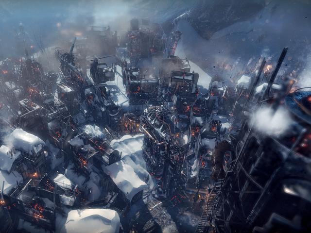 Mở rộng mới của Frostpunk là về đào bới quá khứ