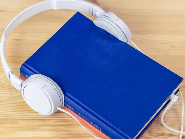 Five Best Audiobook Services