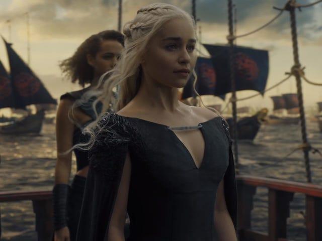 Nous n&#39;obtenons jamais un autre livre de <i>Game Of Thrones</i> , mais HBO fera des sorties de sorts pour toujours