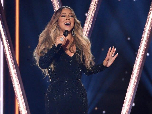 Mariah Carey la conosce (attuale presidente Hillary Clinton)