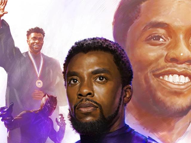 Marvel Studios' Tribute to Chadwick Boseman Is a Stunning, Emotional Piece of Art