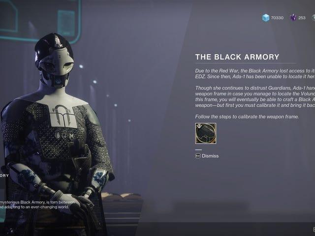 Destiny 2 : s nyaste DLC omfattar grinden ännu mer