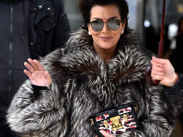 Kris Jenner n'est pas enthousiasmé par le livre à paraître de Caitlyn Jenner