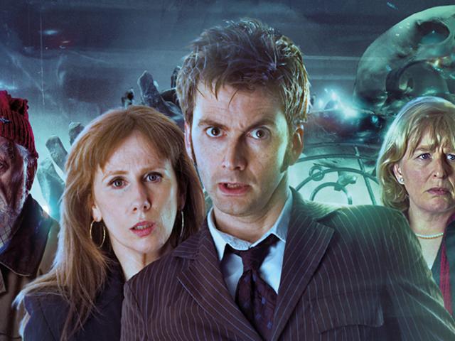 Ya Sesli Maceraların Doctor Who TV için Yapıldıkları Gibi Planlandıysa?