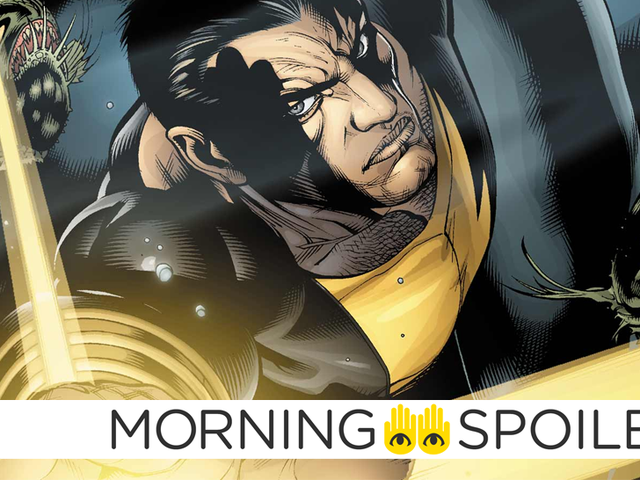 Updates on Black Adam, the CW Superhero Crossover, and More