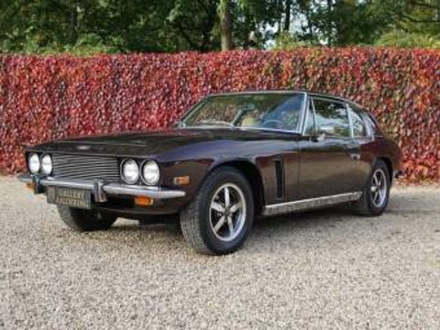I saw a Jensen Interceptor this evening