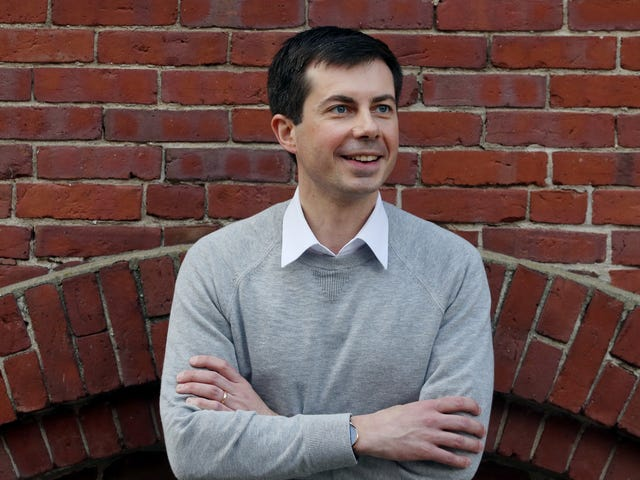 Are we really supposed to believe Pete Buttigieg was never a MAD Magazine dork?