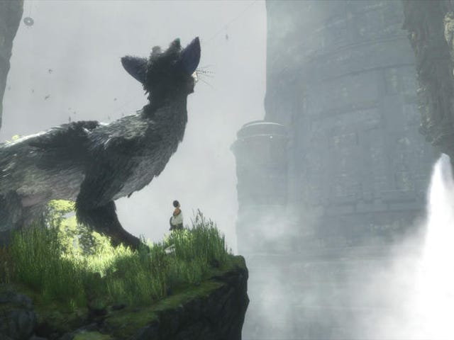 The Last Guardian Players Are Looking For A Final Big Secret