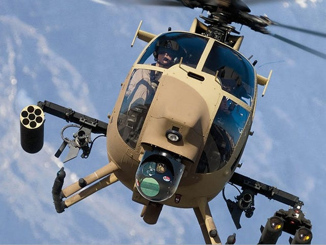 Boeing's Big Attack Chopper In A Tiny Package Is Heading To Saudi Arabia