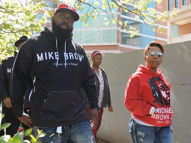 Family of Michael Brown Settles Wrongful Death Lawsuit With the City of Ferguson, Mo.