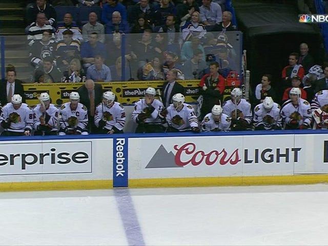 NBCSN corta el despojo de Pat Foley sobre el inicio tardío de la NHL