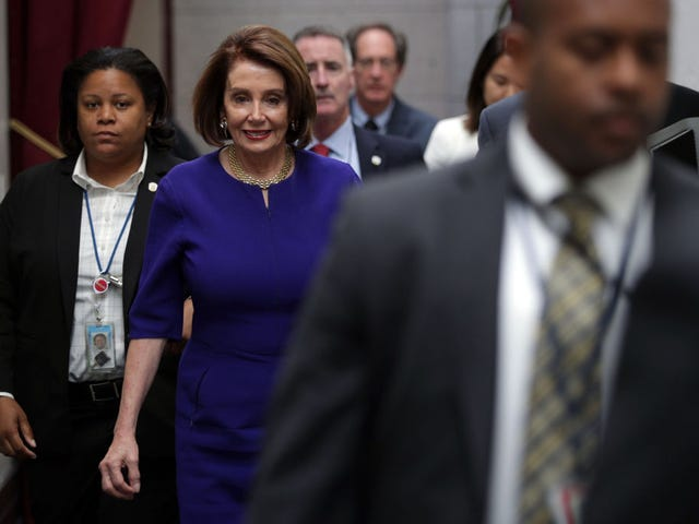 Facebook Defends Decision to Leave Fake Nancy Pelosi Video Up, Because of Course They Do