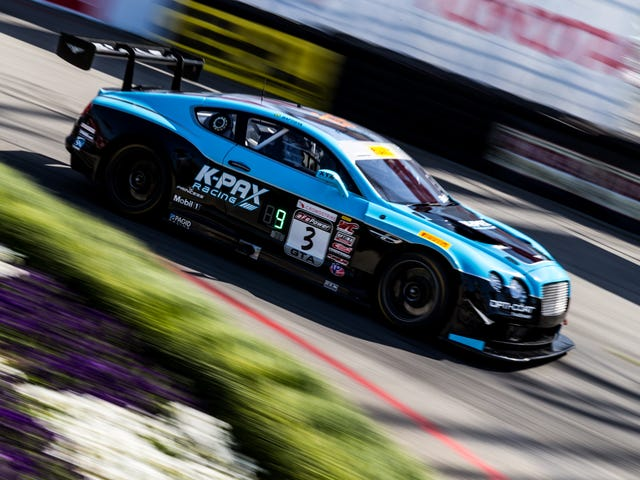 Here Is Your Mega Gallery Of All The Racing At Long Beach This Weekend