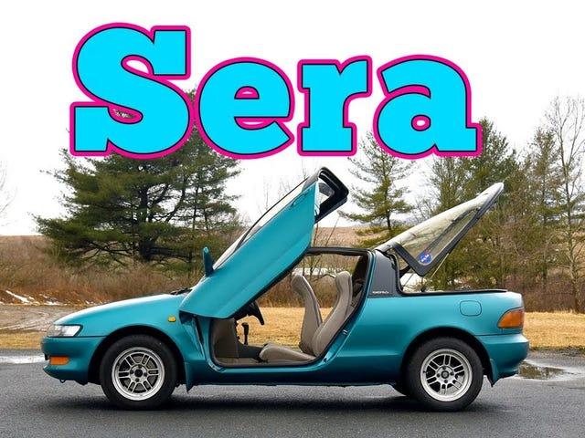 RCR Michael Cera Toyota Sera