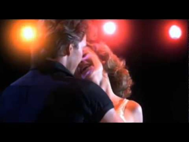 The Final Dirty Dancing Scene without Music Is So Very Awkward