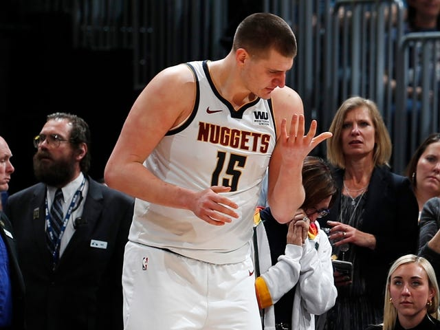 Nikola Jokic Is Squashing The Doubts In His Big Soft Hands