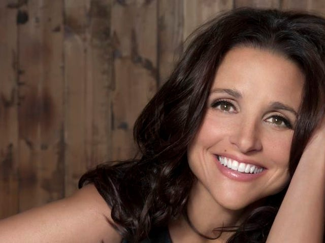 WTF goes twice as long, is twice as good with Julia Louis-Dreyfus and Louis CK