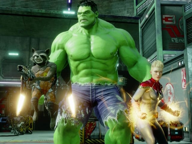Marvel's New VR Game Lets You Kick Ass as Earth's Mightiest Heroes
