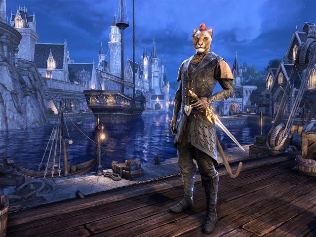 Elder Scrolls Online χρησιμοποιείται για να είναι ένα κακό θεματικό πάρκο και τώρα είναι ένα μεγάλο θεματικό πάρκο
