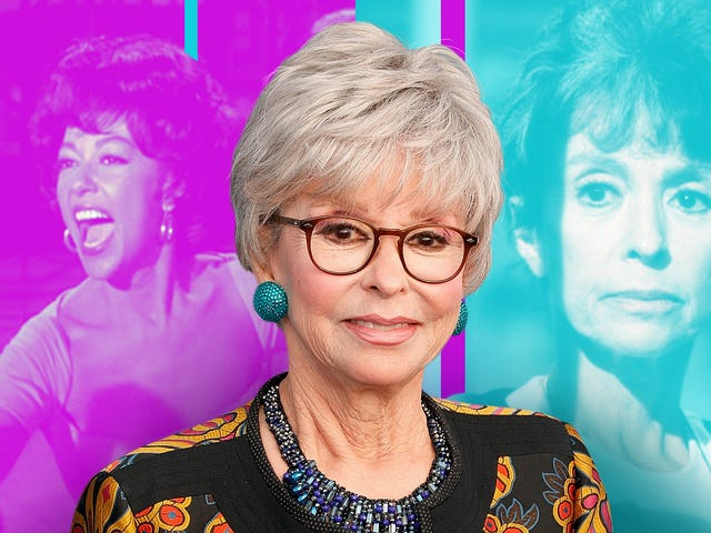 Rita Moreno on One Day At A Time, diving into dance for West Side Story, and getting gritty for Oz