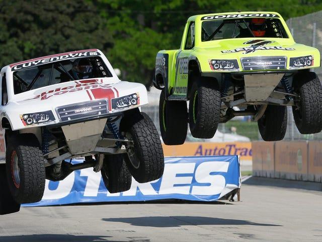 Stadium Super Trucks, My Favorite Racing Series in the World, Has Been Banned in Australia