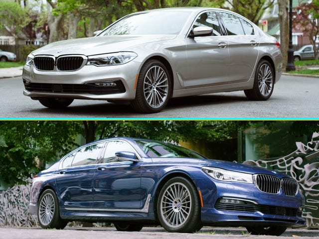 When You Should Spend $70,000 Or $150,000 On A BMW Sedan