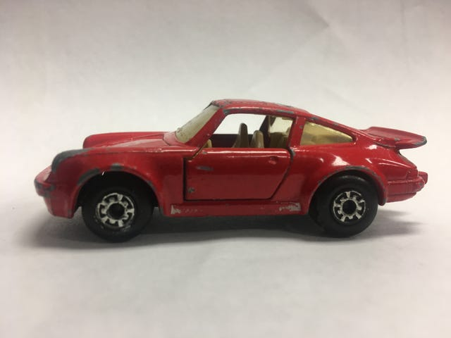 RENNSPORT REUNION - MATCHBOX SUPERFAST PORSCHE TURBO