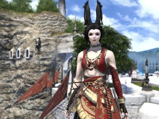 Final Fantasy XIV Shadowbringers Đăng nhập: Có một vũ công trong Bunny của tôi