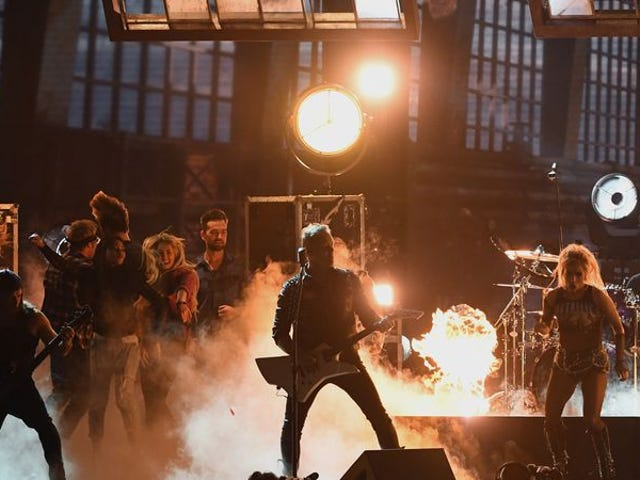 """<a href=""""https://news.avclub.com/metallica-and-lady-gaga-had-some-technical-difficulties-1798257759"""" data-id="""""""" onClick=""""window.ga('send', 'event', 'Permalink page click', 'Permalink page click - post header', 'standard');"""">Metallica and Lady Gaga had some technical difficulties at the Grammys</a>"""