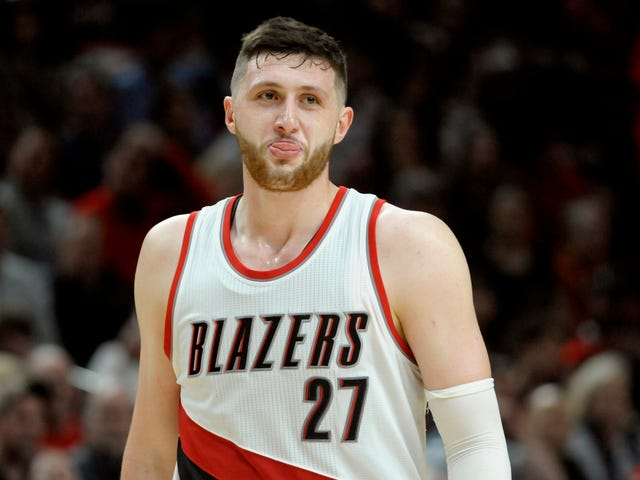 Jusuf Nurkic Shattered The Nuggets' Playoff Hopes And Roasted Them Afterwards