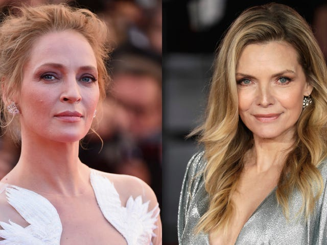 Michelle Pfeiffer, Uma Thurman Speak About the Film Industry's Climate of Sexual Harassment