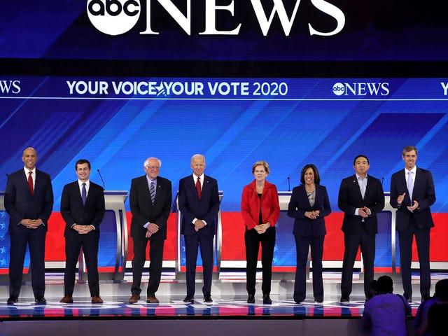 Finden Sie in diesem Quiz heraus, mit welchem demokratischen Kandidaten für 2020 Sie am meisten einverstanden sind
